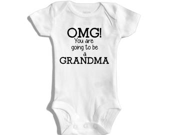 Pregnancy Reveal to Family - Pregnancy announcement to grandparents - Pregnancy reveal to grandparents - You're going to be an aunt