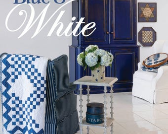 SALE!! Blue & White by Polly Minnick and Laurie Simpson