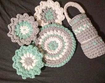 Holidays season is coming!!! Amazing crochet handmade gifts for your dearest