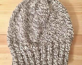 Alpaca Pure Simple Hat // 100% Finest Alpaca // adult one size
