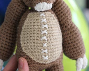 PATTERN: Tibbers from League of Legends Crochet Amigurumi Doll