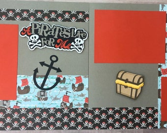 Pirates Life for me 12x12 Layout