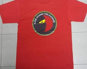 Vintage Rage Against The Machine Tshirt