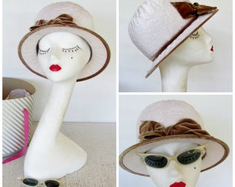 Vintage Hat by Lilly Dache Ladies High Fashion Dachettes