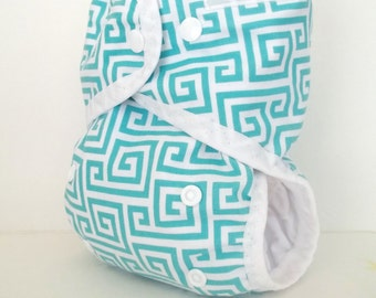 Cloth Diaper, Cloth Diaper Cover one size AI2 for baby for prefolds or inserts