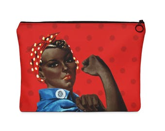 Carry All Pouch  Rosie Vibes