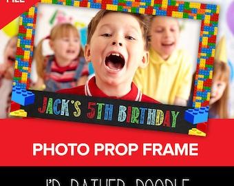 Selfie frame Etsy