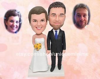 Cake Topper Wedding, Rustic Wedding Cake Topper, Custom Cake Topper, Wedding Cake Toppers, Unique   Wedding Cake Topper, Bridal Shower Decor