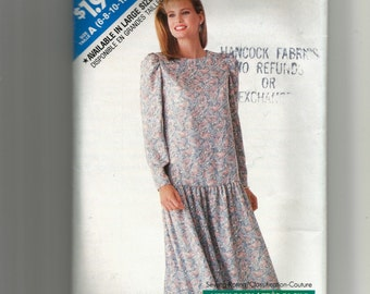 Butterick Misses' Dress Pattern 3075