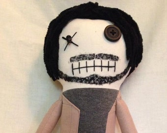 Martinez - Inspired by TWD - Creepy n Cute Zombie Doll (P)