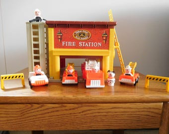 Fisher Price Fire Station #928