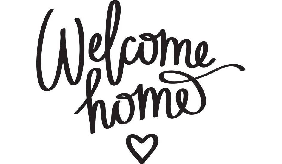 photo regarding Welcome Home Sign Printable identified as Printable Welcome Dwelling Indicator YI04 Advancedmagebysara