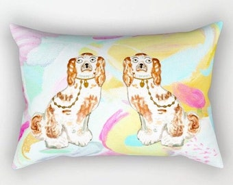 BETTYS ON ABSTRACT Rectangular Pillow - 3 Sizes