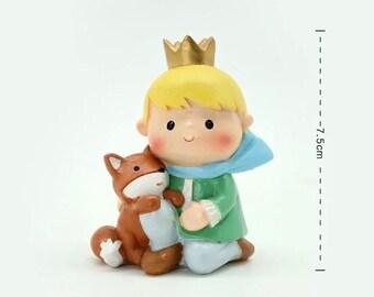 The Little Prince figure A - plant topper, desk / car decoration
