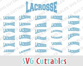 Lacrosse svg, lacrosse layouts svg, dxf, eps,  lacrosse cut file, svg cuttables, Silhouette file, Cricut cut file, digital download