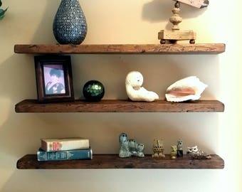 Floating Shelves | Etsy