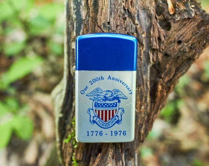 Storm King lighter 1776-1976 unfired