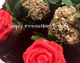 Chocolate Covered Strawberries - Not Available for Shipping May-October