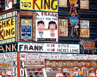 Kishke King- Kosher hot dogs in Williamsburg