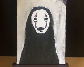 Spirited away-no face
