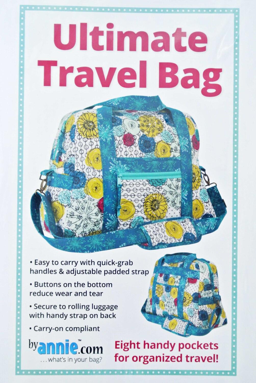 Ultimative Reise Tasche Muster ByAnnie Reise Tasche