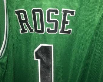 timeless design b70e1 7ec71 Chicago Bulls Derrick Rose Jersey