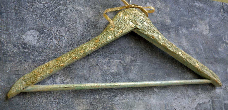 Peacock Hochzeit Kleid Kleiderbügel Hochzeit Aufhänger