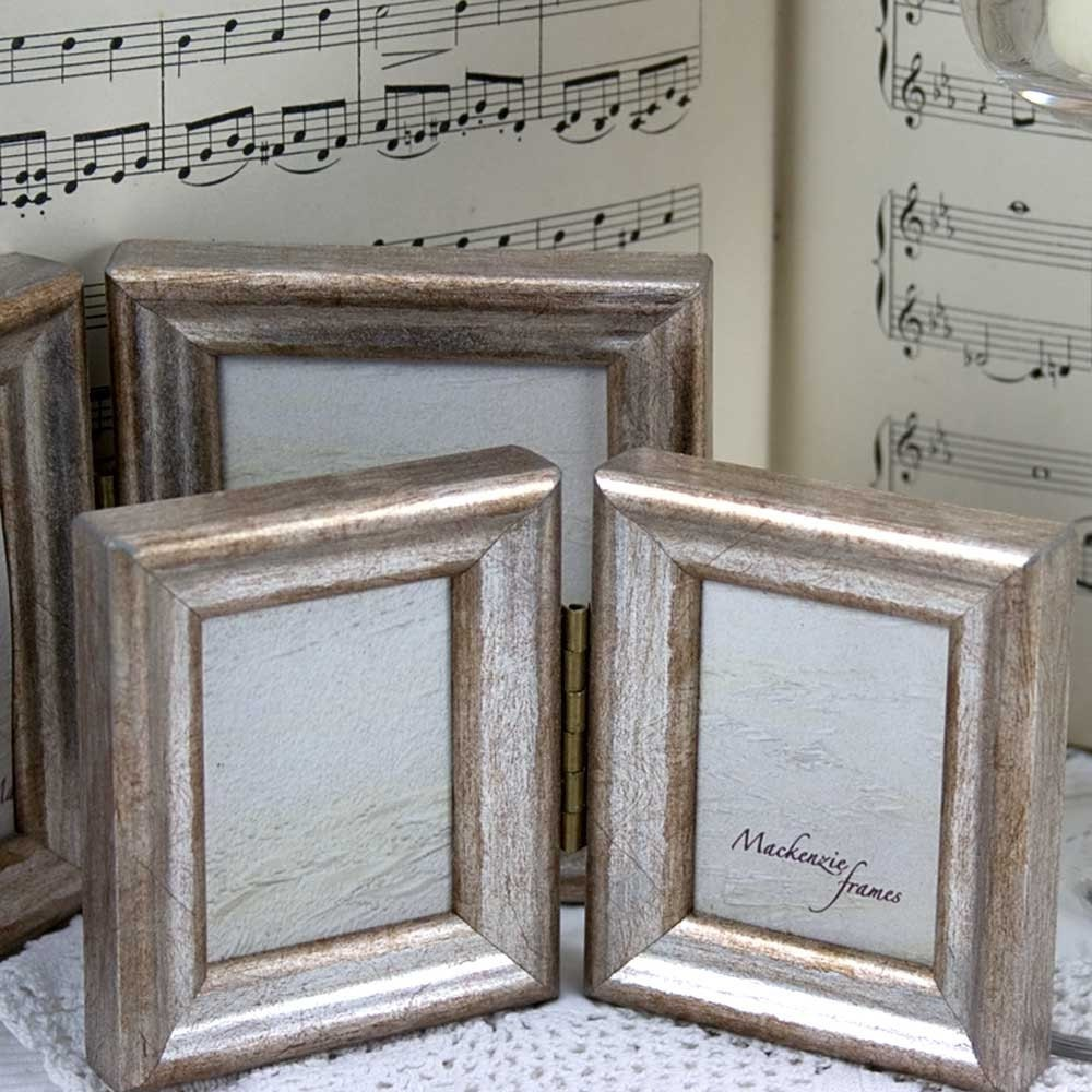 Dorable Hinged Double Picture Frame Photos - Picture Frame Ideas ...