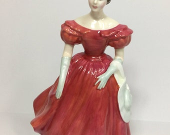 "Royal Doulton Pretty Ladies ""Winsome"" HN 2220"