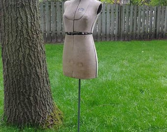 SALE Acme Adjustable Torso Dress Form Size B