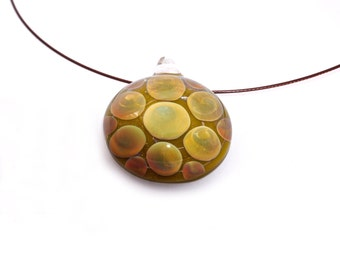 Tortoise Shell Pendant