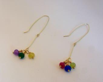 Precious bells earrings