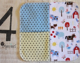 for baby and family, reusable wipes, washcloths, reusable wipes