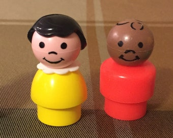 MORE Vintage 1970's Fisher Price Little People