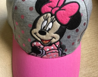 Minnie Baseball Cap