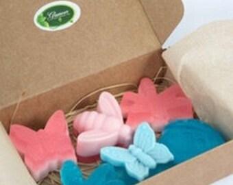 Gift box for Kids - Handmade soaps