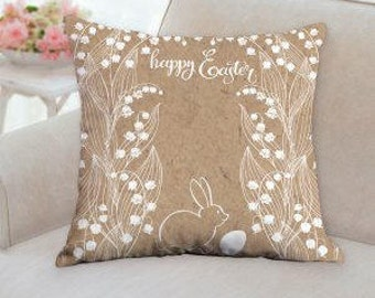 Easter Country Designer Pillow