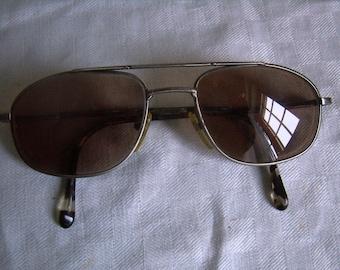 Aviators sunglasses shooting/Vintage 1980