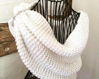 Wedding Bolero | White Bolero | Bridal Shawl/Shrug/Coverup/wrap | Wedding Accessories | Bridal Cover Up