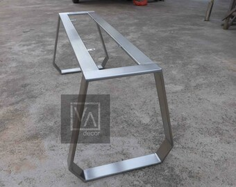 Coffee Table Base, Wood Coffee Table Base, Metal Coffee Table Legs,  Decorative Table