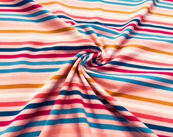 "Nooteboom jersey ""Stripes Pink"""