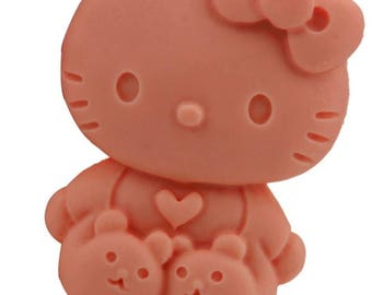 Silicone Hello Kitty Fondant Mold