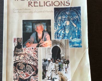 ISBN 0-536-83433-4 World Religions for UCF