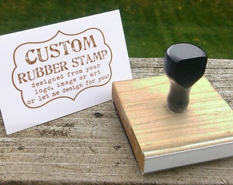 Custom Designed Rubber Stamp - Return Address Rubber Stamp DIY Wedding Stamp Ex Libris Library Letterboxing Stamp Mail Art Teacher Stamps