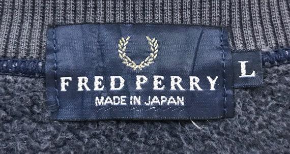 fashion sweatshirts pullover embroidery big size uk style crewneck fashion logo Perry medium out spell sportswear jumper Fred Pq1wzCnHxC
