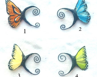 Fairy Wing Ear Cuff