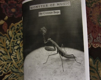 Monster of Music Zine
