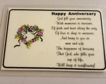 Anniversary Magnet Gift