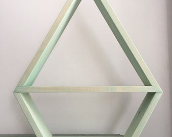 Diamond Shelf in Mint