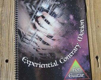 Experiential Contrary Motion For Guitar